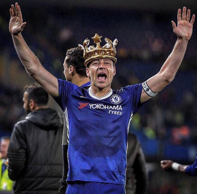 Happy Birthday John Terry. What a captain, leader and player