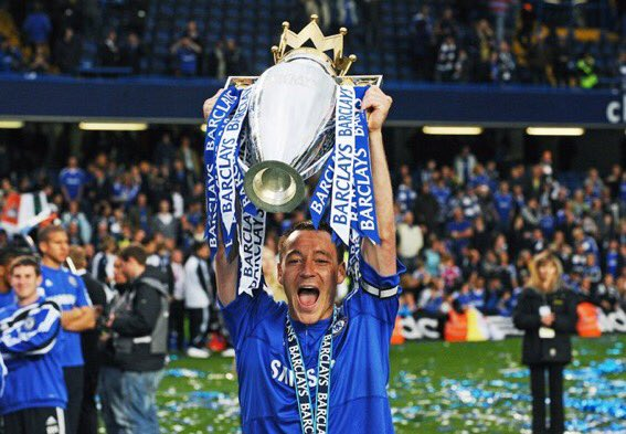 Happy 37th birthday John Terry!  Games: 817  Goals: 74 Trophies: 17