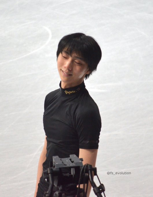 Happy birthday to Yuzuru Hanyu!