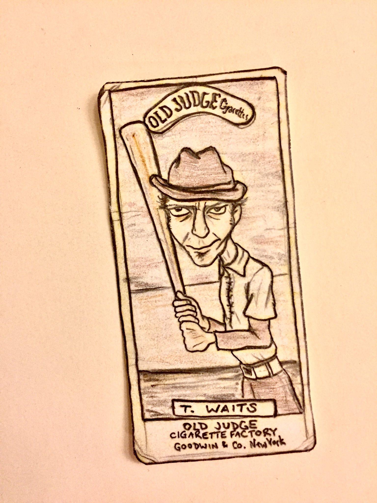 Happy birthday, Tom Waits!