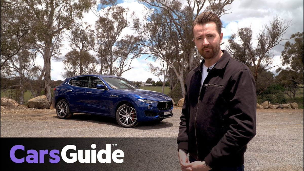 2018 Maserati Levante S review - Dauer: 13 Minuten