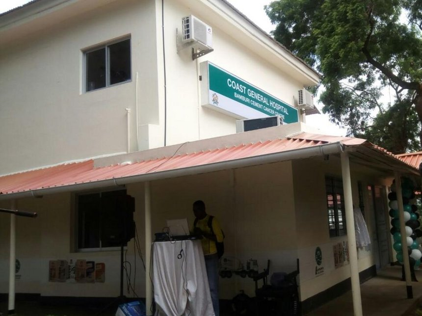 Sigh of relief as Coast General opens largest cancer centre