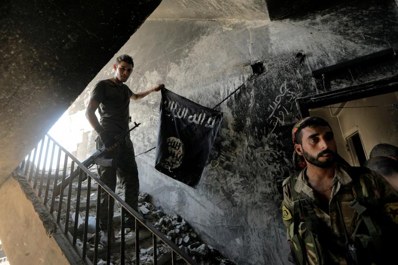 Russian military: mission accomplished, Islamic State defeated in Syria