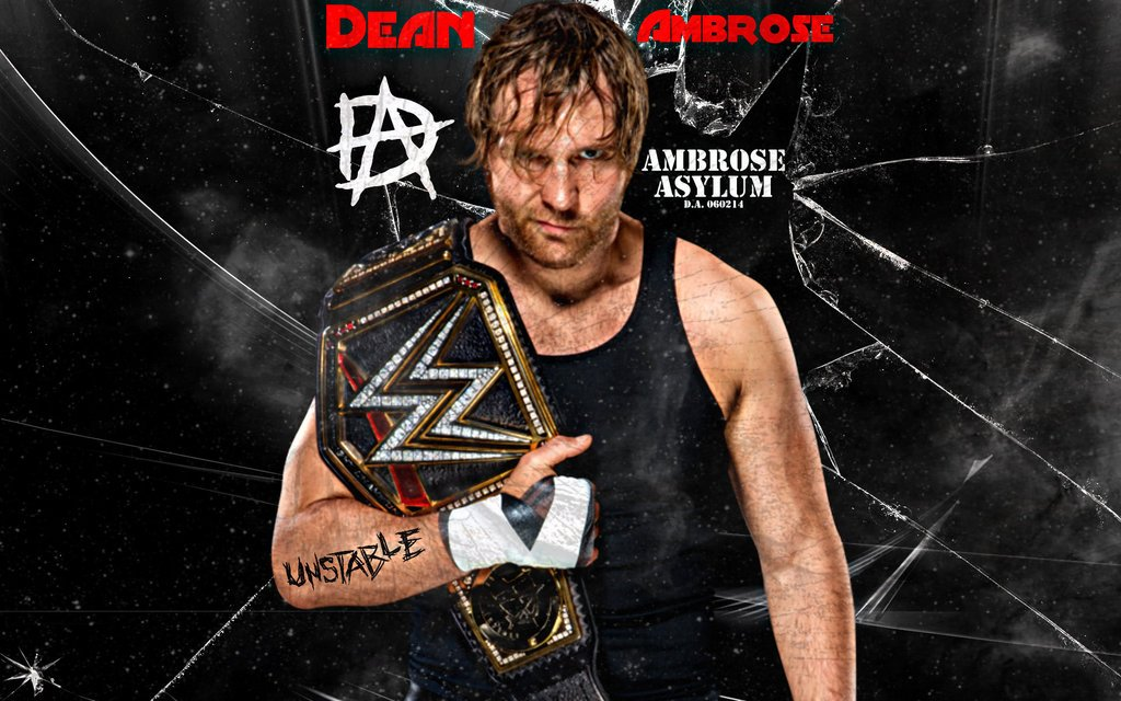 Happy birthday the crazy dean ambrose 32 year