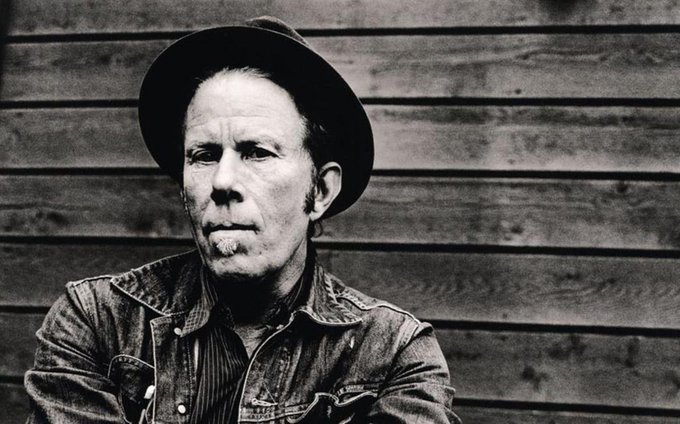 "Happy Birthday Tom!!! Thomas Alan ""Tom\"" Waits (born December 7, 1949)"
