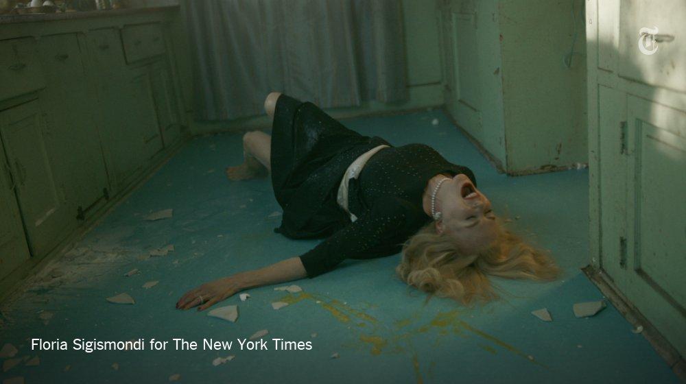 """Nicole Kidman stars in """"The Possessed"""" https://t.co/CajNTsTR2x https://t.co/A7YMPpFQSj"""