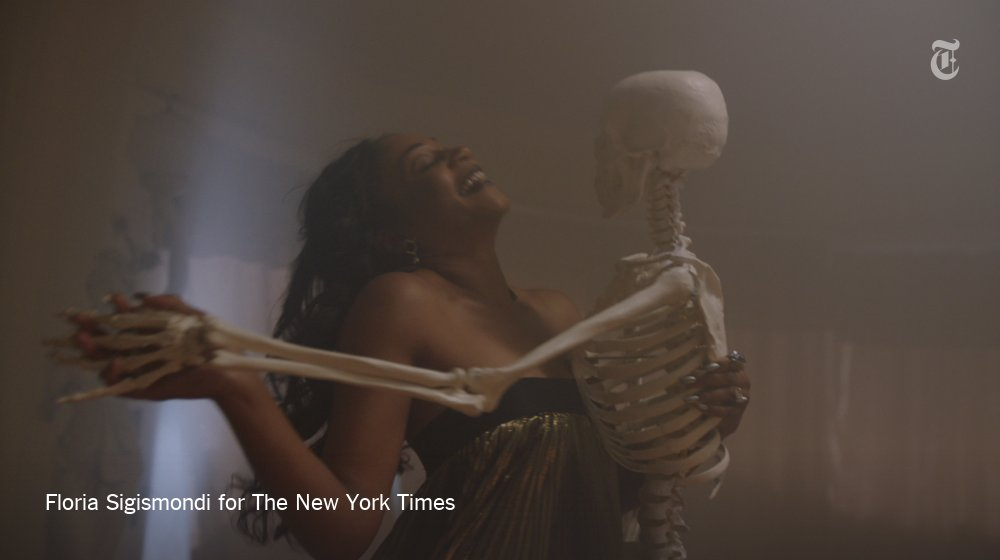 "Tiffany Haddish stars in ""The Macabre Dancer"" https://t.co/ZygkXyq0ma https://t.co/INVe4M85yh"
