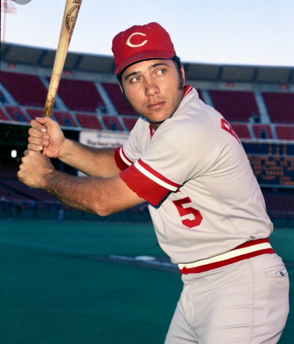 Happy Birthday to Binger, Oklahoma s own Johnny Bench
