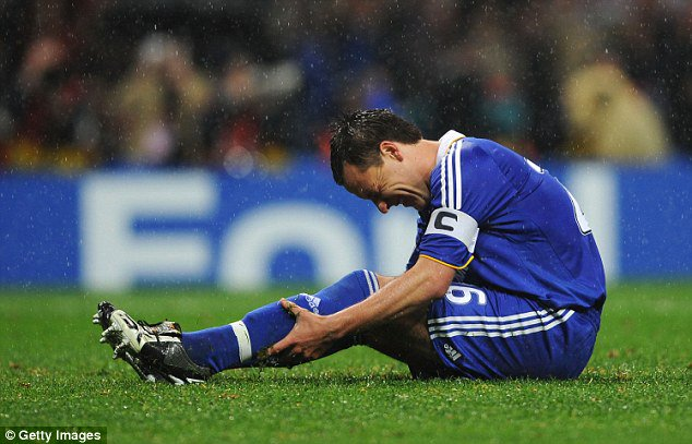 HAPPY BIRTHDAY JOHN TERRY !  Thanks for the memories !