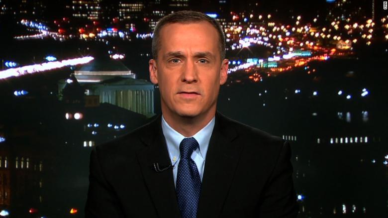 CNN corey lewandowski