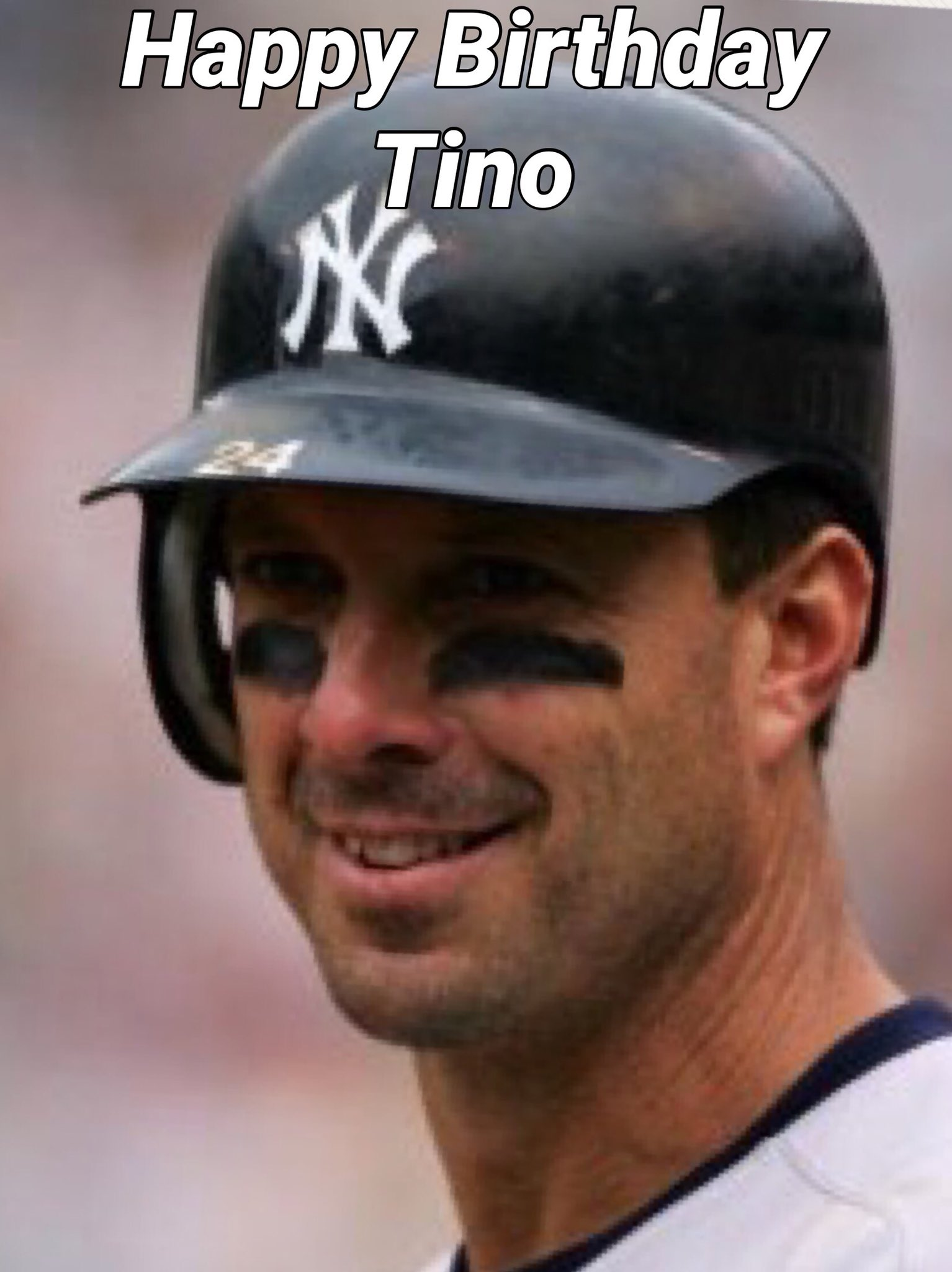 Happy Birthday Tino Martinez... Thanks for all the memories that you gave us!!