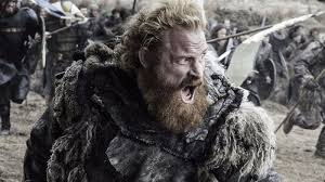 Happy 39th birthday to Kristofer Hivju, aka Tormund Giantsbane on Game of Thrones!