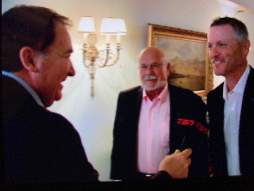 Gary Bettman says Tom Dundon w tom dundon