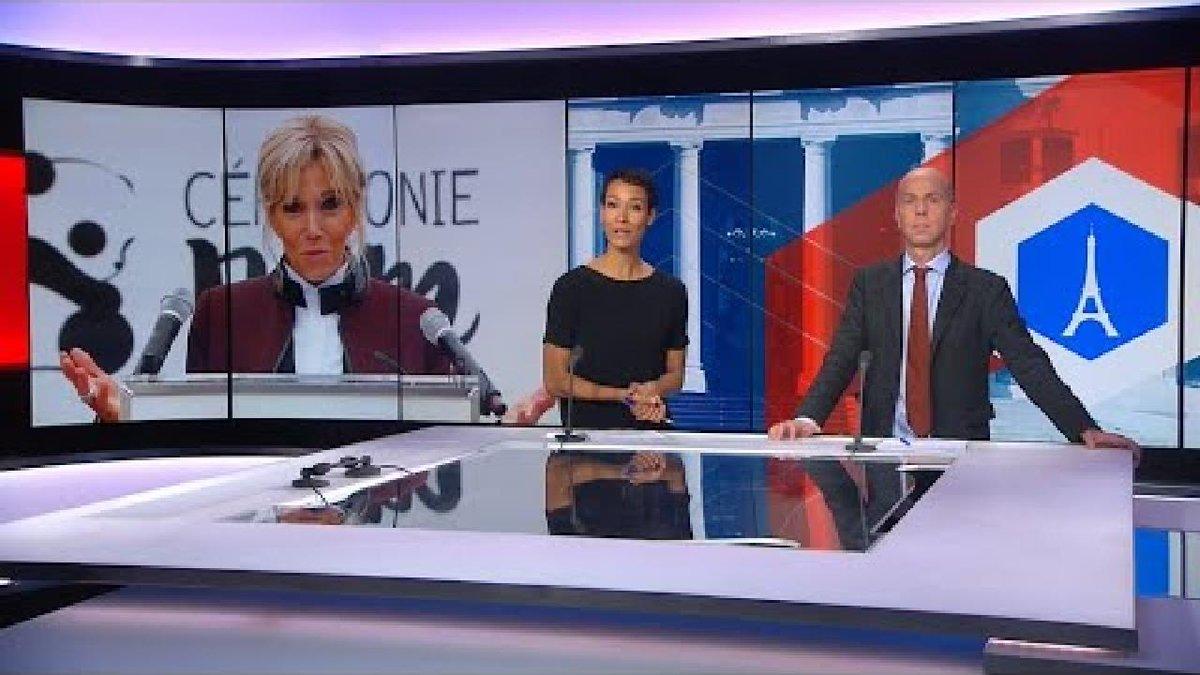 ?? Brigitte Macron: France's most popular first lady ever?