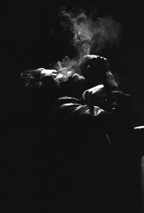 Happy birthday to Tom Waits. Photo by Kirk West, 1978.