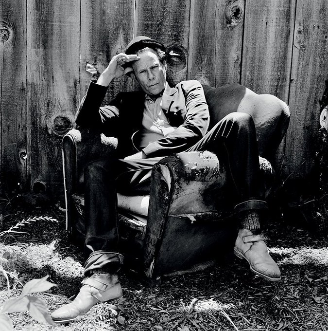 HAPPY 68th BIRTHDAY TO TOM WAITS! If you could buy this man a present, what would it be?