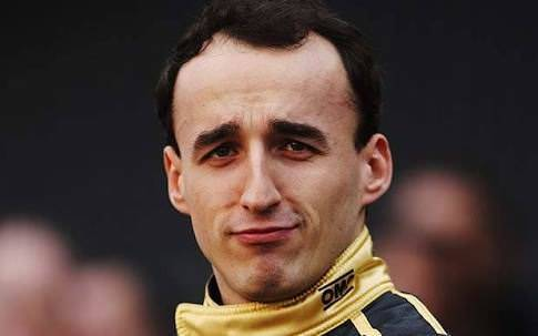 Birthday to Robert Kubica!