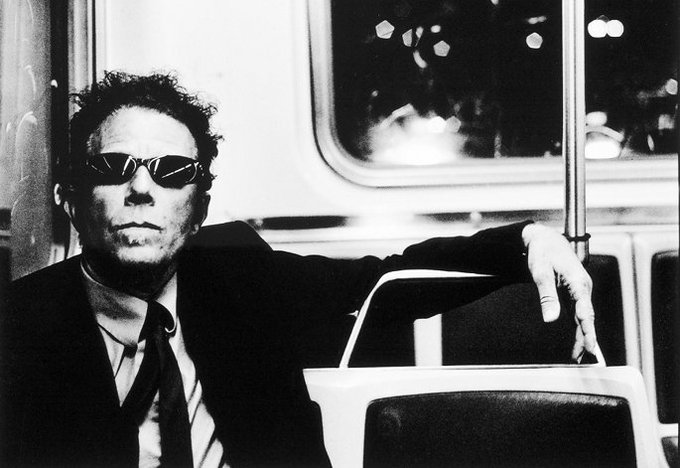 Happy 68th birthday to American hero Tom Waits
