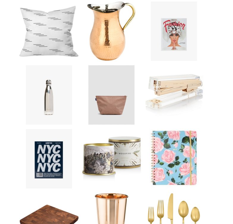 Sharing some of our favorite home goods for that someone who has everything in your life.   https://t.co/61JiUq1xlO https://t.co/nhtFEYJnwi