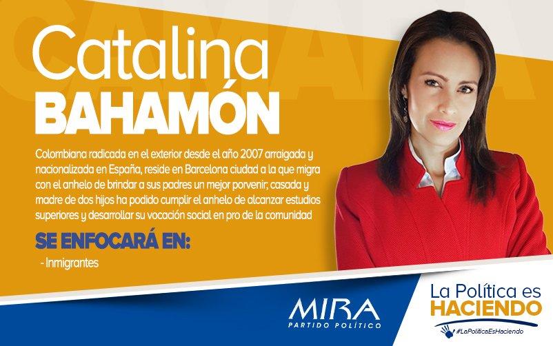 Con @CatalinaB_MIRA : #LaPoliticaEsHaciendo https://t.co/K34HZ4MgJx