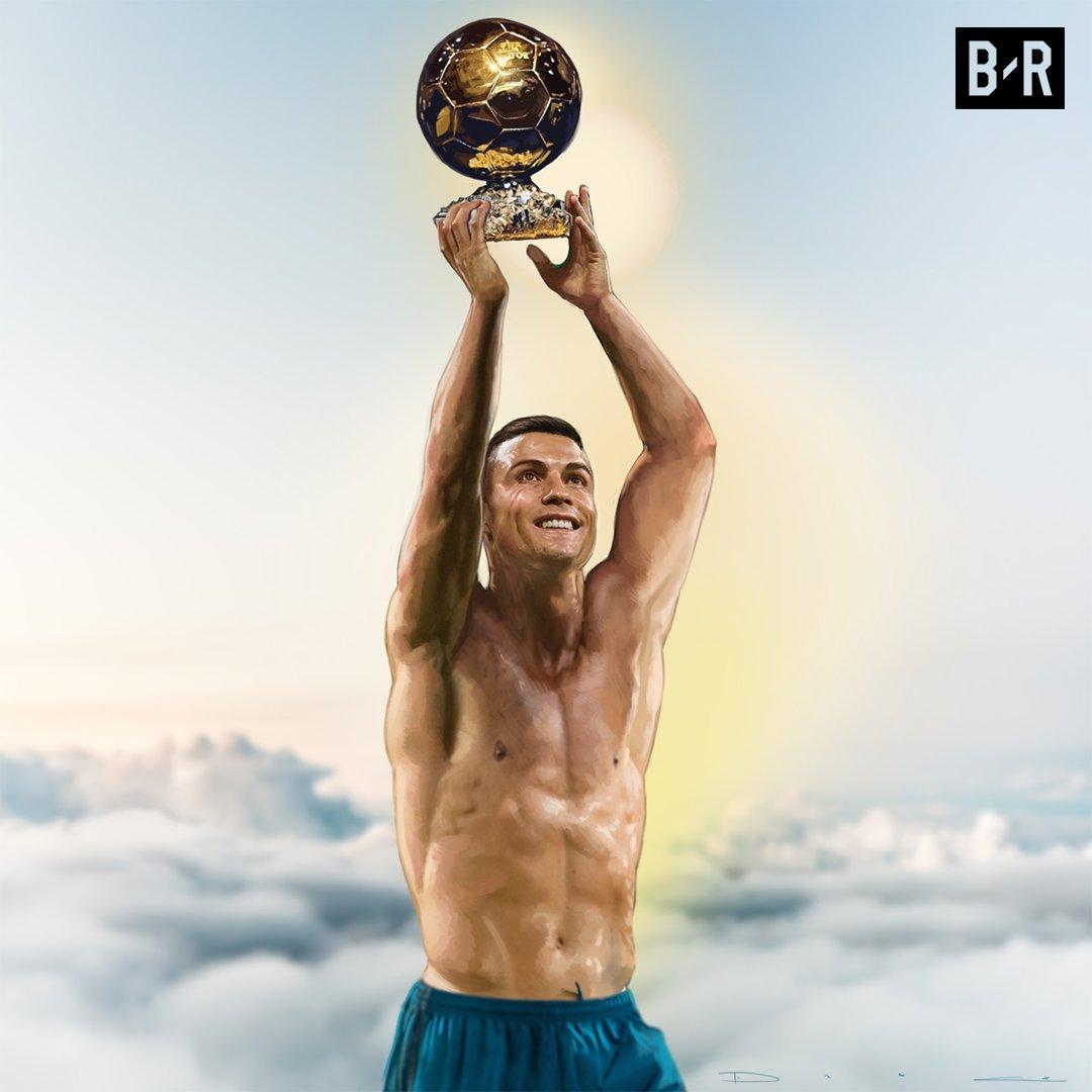 RT @BleacherReport: Breaking: Ronaldo takes home the Ballon d'Or! https://t.co/gGOk03ybvs