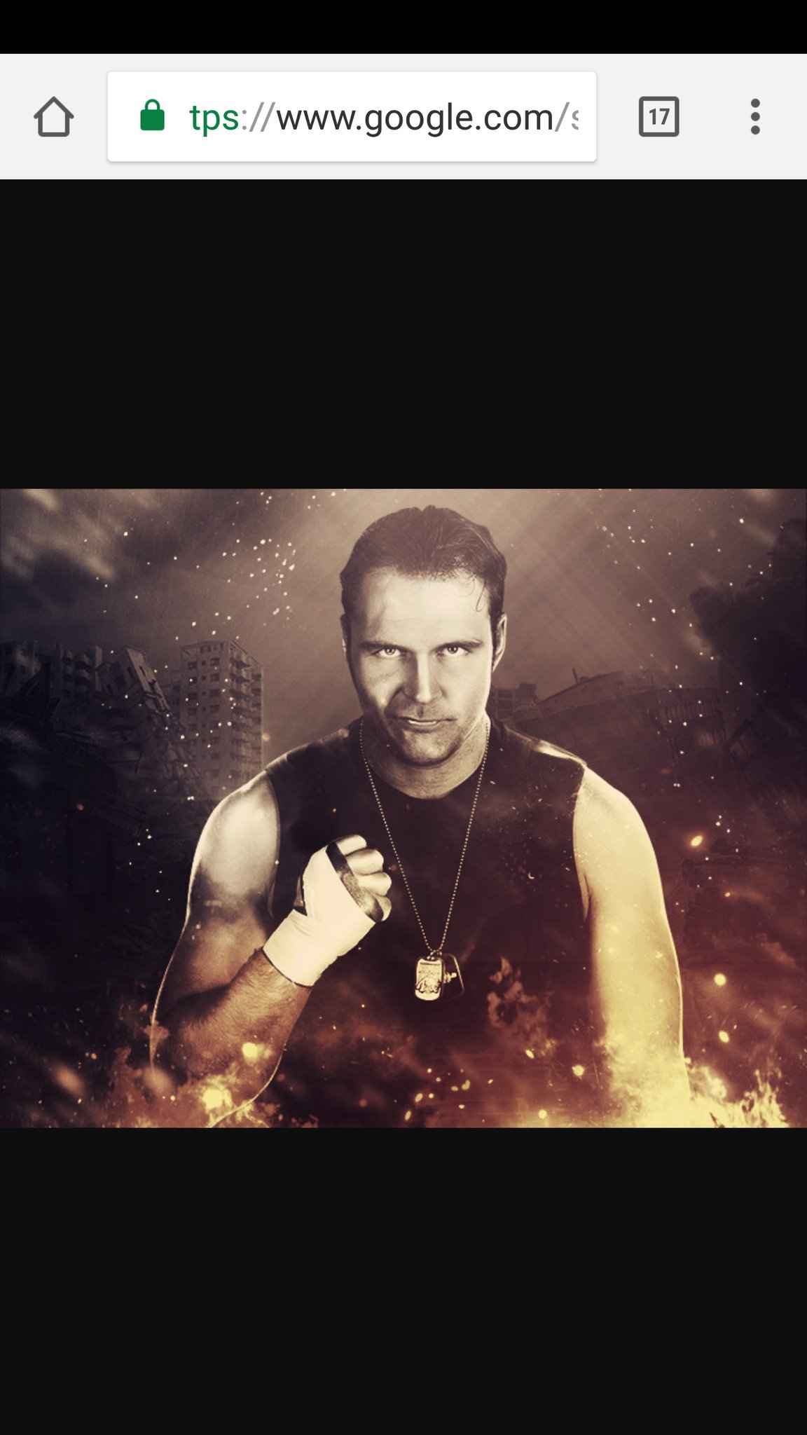 Happy birthday                                              to my favorite wrestler dean Ambrose