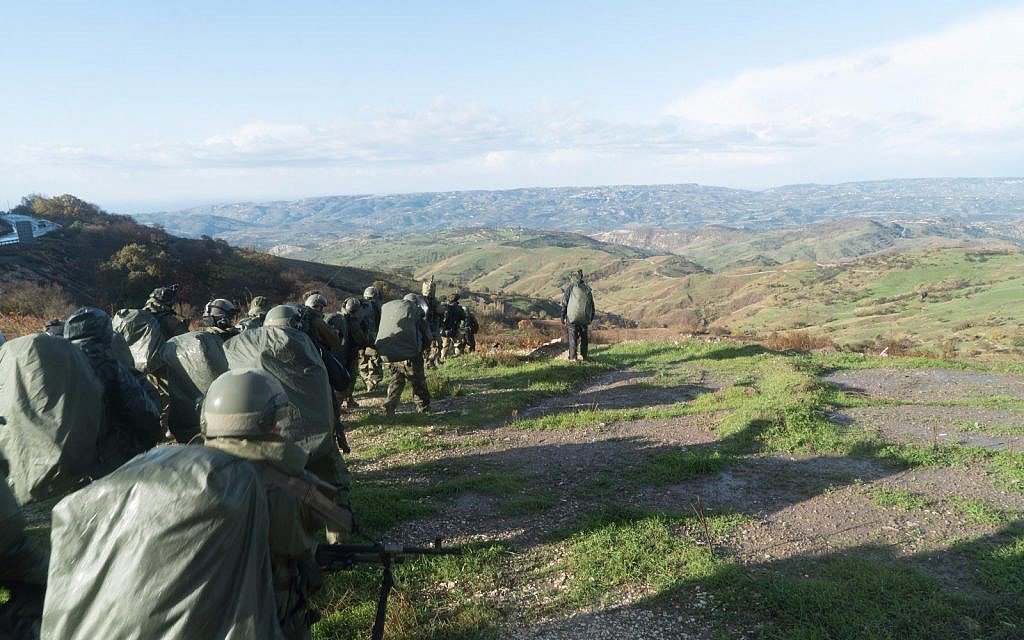 In mountains and cities of Cyprus, IDF special forces train for war