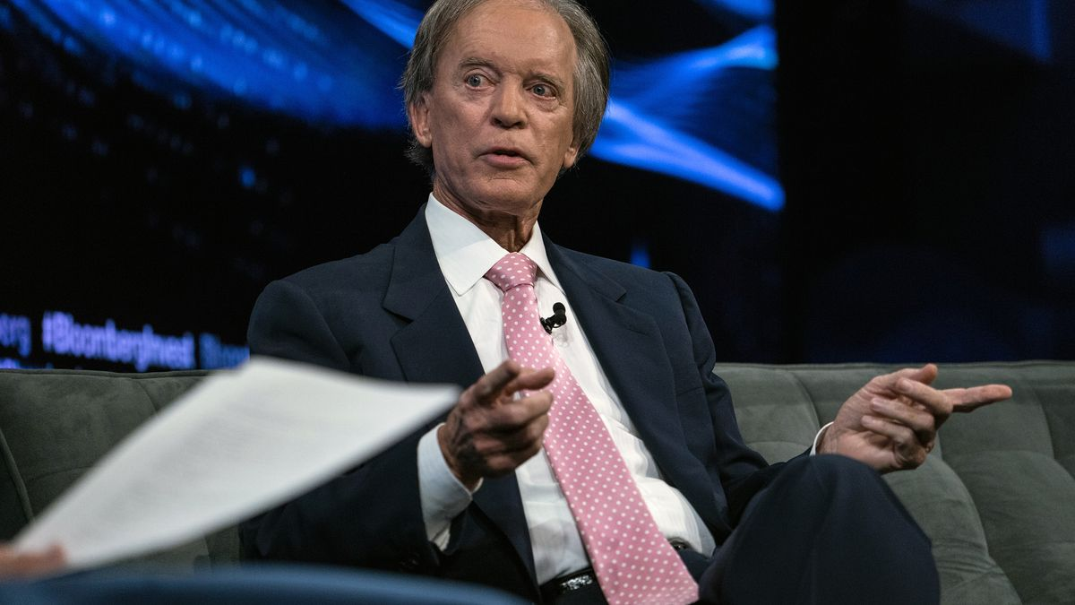 According to the response give bill gross