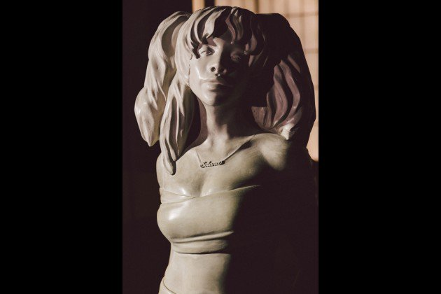 sculptures of SZA, Metro Boomin & 21 Savage will be on display at Brooklyn Museum tomorrow https://t.co/2CkAjkV70o https://t.co/GueomtEO1Q