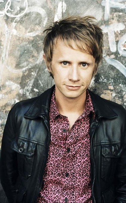 Happy Birthday Dominic Howard