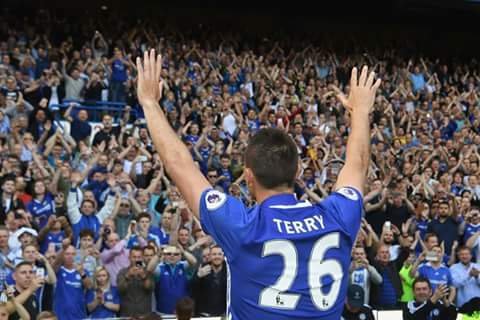 Happy birthday John Terry!.  The greatest defender the premier league has ever seen  ...