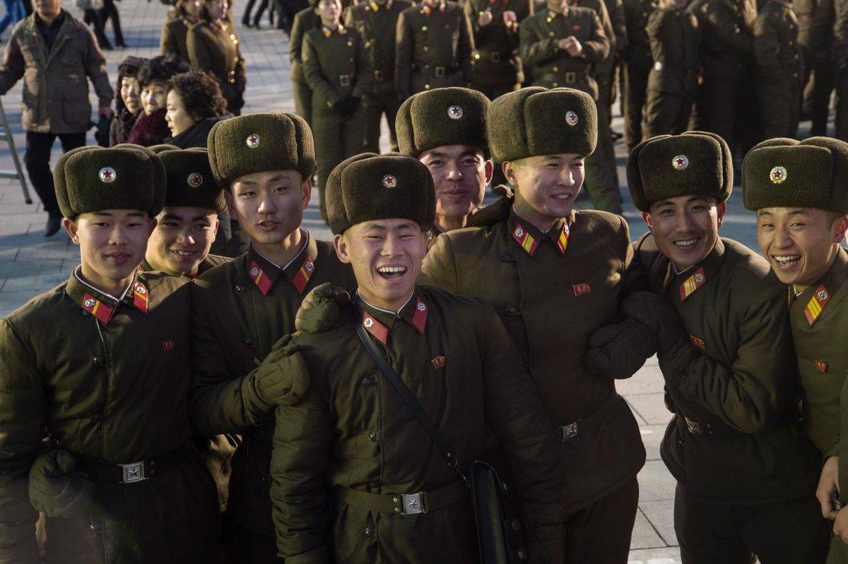 "North Korea blames Trump's ""warmongering"" inner circle for making war inevitable"