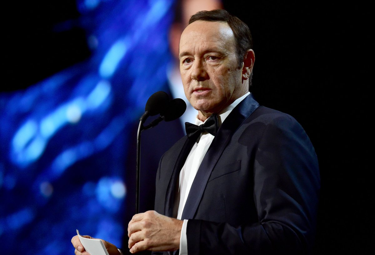 Kevin Spacey allegedly groped privates of Norwegian royal family member