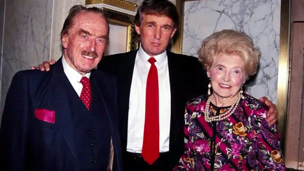 Group claims Mormon church members baptized President Trump's dead parents and grandparents