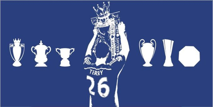 Happy birthday John Terry. Captain Leader Legend