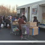 Mobile Pantries hit the road to help families in need