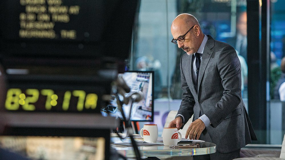 Who knew what — and when — about Matt Lauer at NBC News?