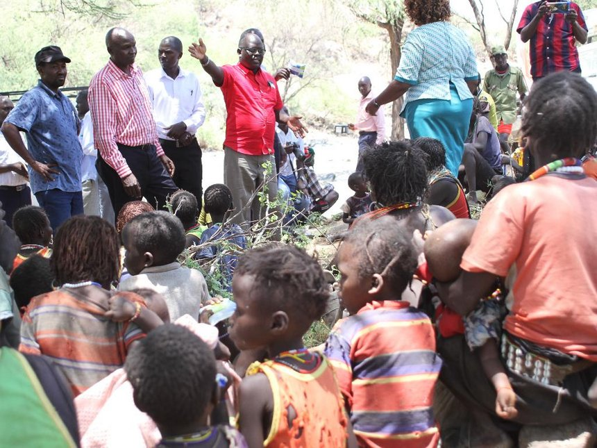 'Death threats' keep Baringo leaders from reporting FGM