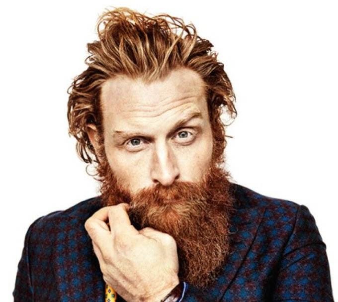 Kristofer Hivju - Happy Birthday!
