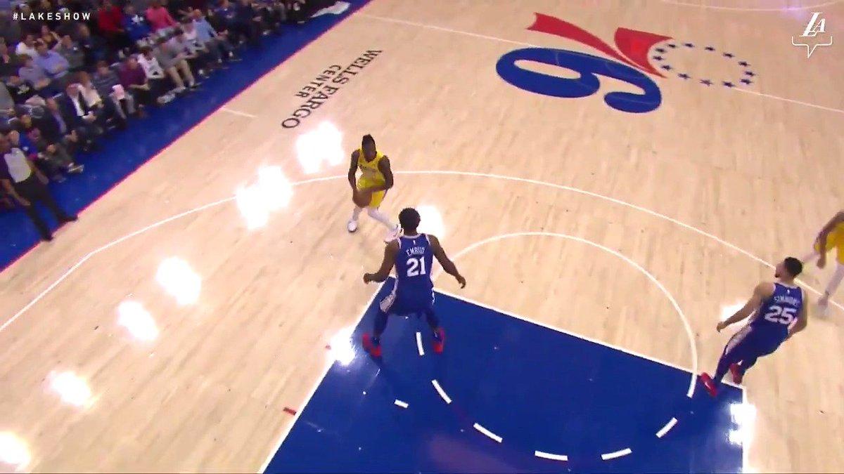 Lakers julius randle