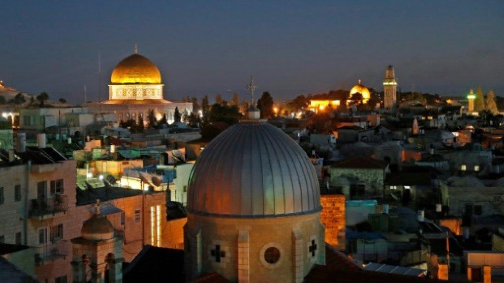 Trump Jerusalem decision leaves Arab allies in bind