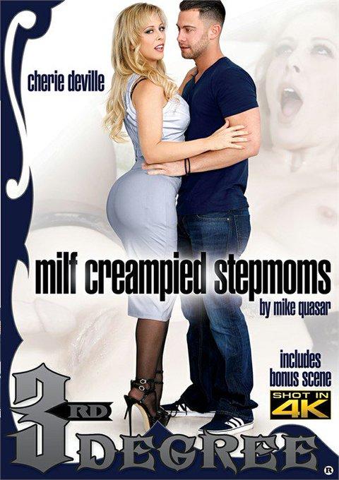#ComingSoon MILF CREAMPIED STEPMOMS starring @CherieDeVille @MissyXMartinez @GiasLuckyPeach @LeaLexisXXX