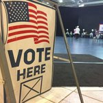 Absentee voting heavier than expected in Montgomery County