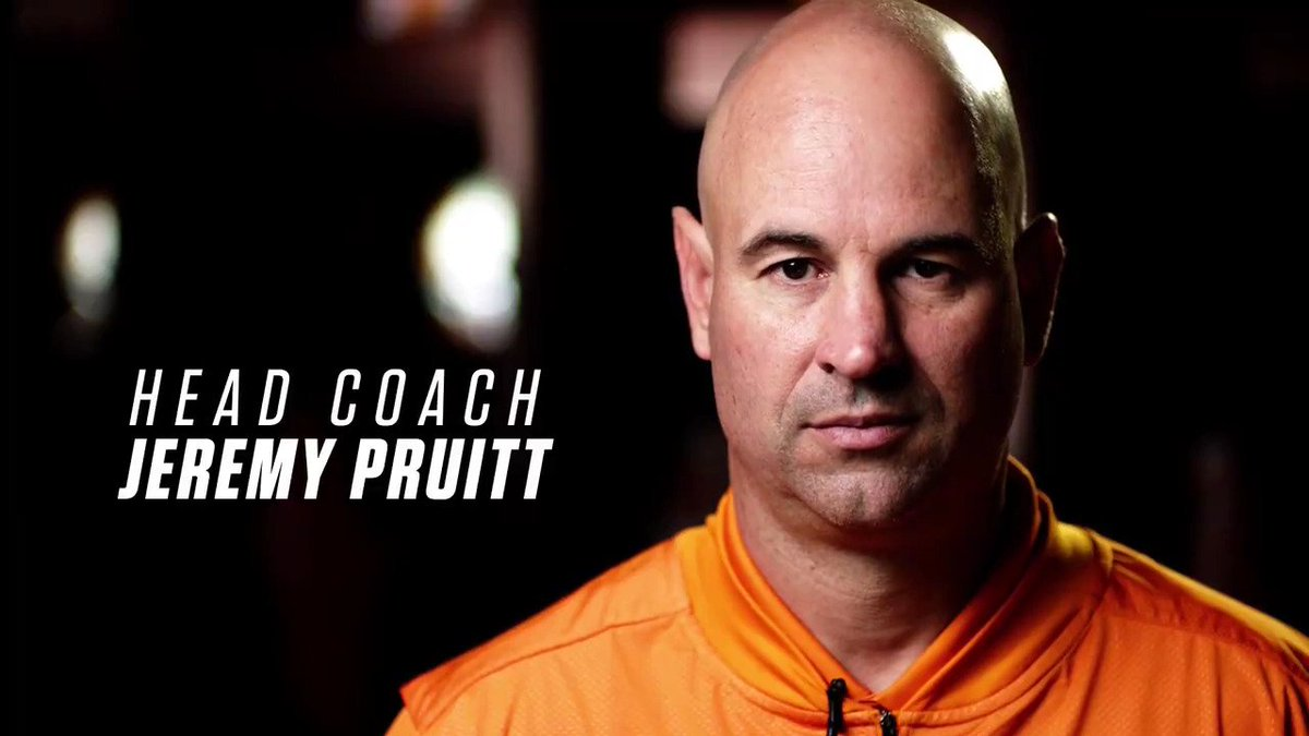 Introducing Jeremy Pruitt  Hea coach pruitt