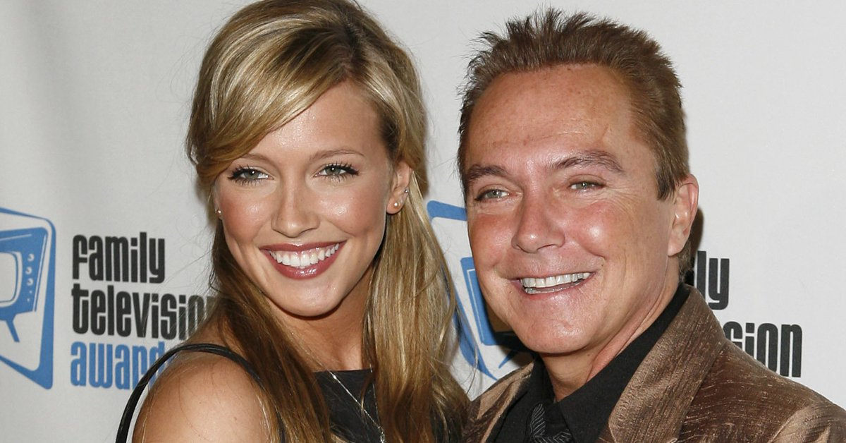 David Cassidy completely cuts  katie cassidy