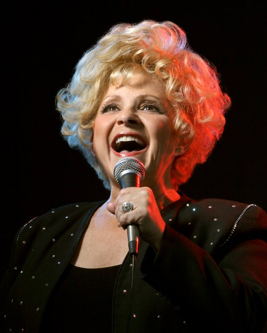 To join us in wishing Brenda Lee a very happy birthday!