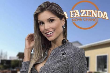 Fazenda. Foto do site da Caras Brasil que mostra Flávia Viana venceu A Fazenda e levou o prêmio de R$1,5 milhão. O que você achou do resultado? Comente!
