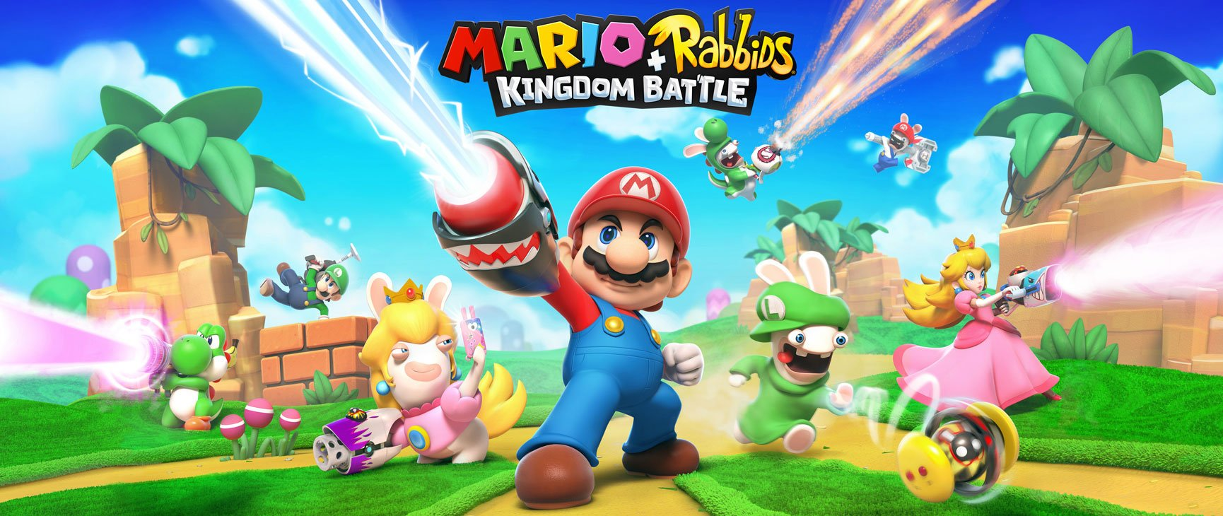 The most surprising team around takes the win! #MarioRabbids is #TheGameAwards Best Strategy Game! https://t.co/fI5cpuGU5Z