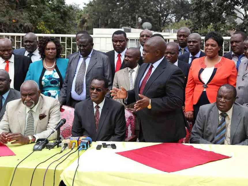 Kisii, Nyamira leaders meet in fresh push for Abagusii unity