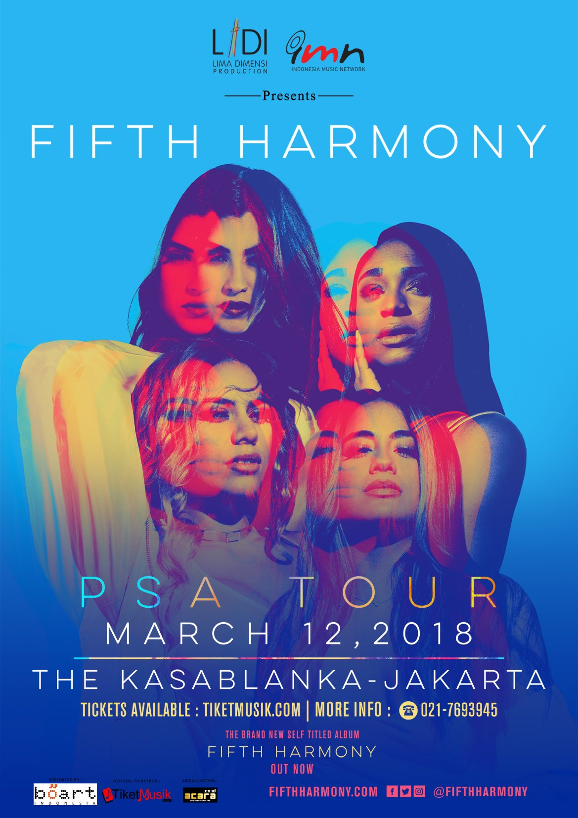 You ready JAKARTA?! Your girls are coming to see YOU March 12 ������  #5HPSATour https://t.co/cL1f1VrSwK https://t.co/Vdwg0Tai1g